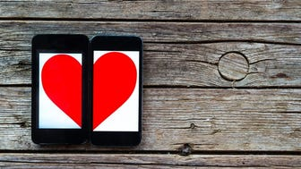 People are flocking to Match Group's apps in search of love.