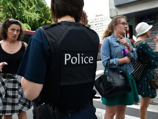 BELGIUM-POLICE-SHOOTING