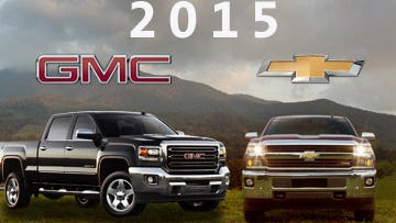 General Motors unveiled the heavy-duty versions of its full-size Chevrolet Silverado and GMC Sierra at the State Fair of Texas. The trucks go on sale first quarter next year.