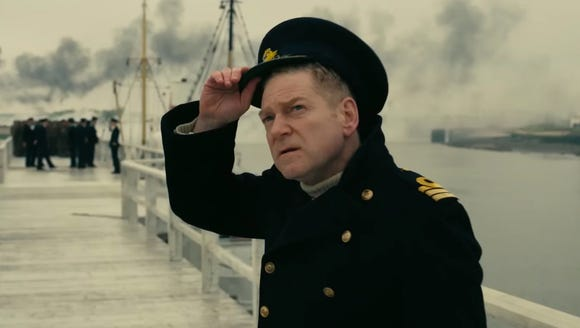 Kenneth Branagh in 'Dunkirk'
