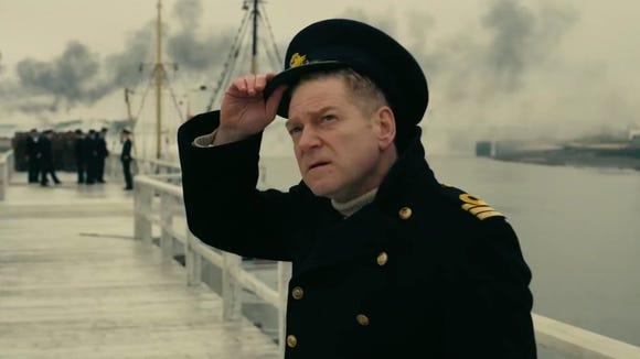 Kenneth Branagh in 'Dunkirk'