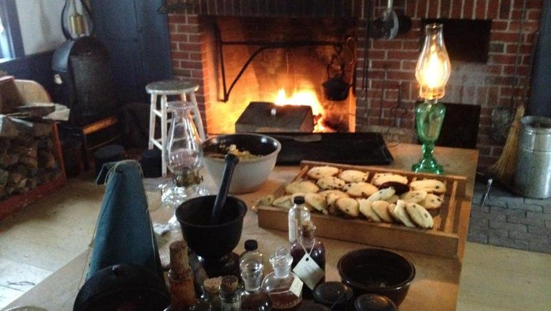 learn to cook 1800 style at genesee country village and museum