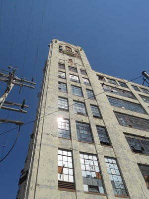 Built as the home of the Crosley Radio Corp. and WLW radio, the Crosley building in Camp Washington is being considered for nomination to the National Register of Historic Places.