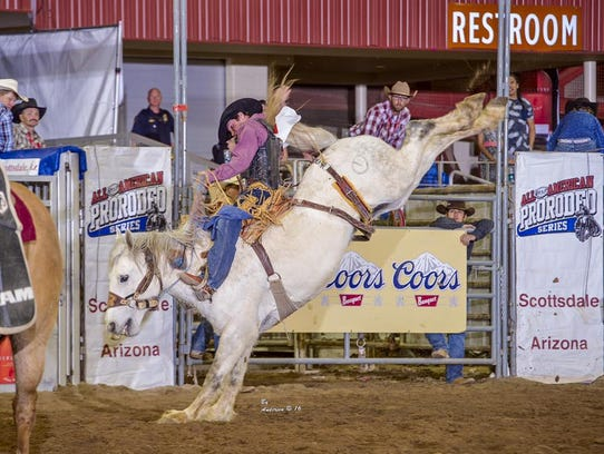 Parada del Sol Rodeo presents four days of racing,