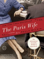 'The Paris Wife' by Paula McLain