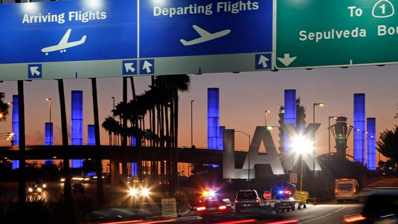LAX: 'Completely normal operations' expected for Sunday