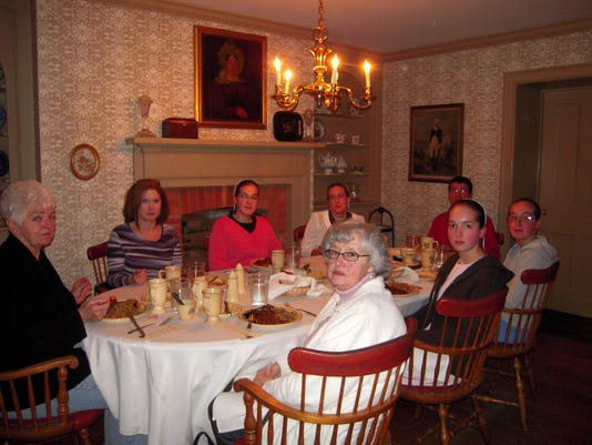 Historic Roscoe Village Dinner at the Doctor's Schlabach Group