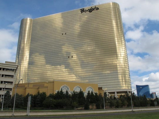 The Borgata casino-hotel in Atlantic City is accused of discrimination against some of its Borgata Babe beverage servers.