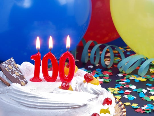 The state is seeking its centenarians.