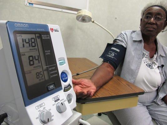 Alzheimer Blood Pressure
