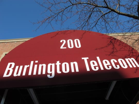 The Church Street entrance to Burlington Telecom.