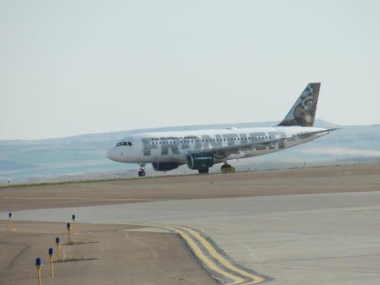 Frontier Airbus