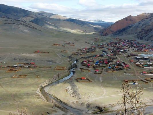 FAL 1204 Mongolia