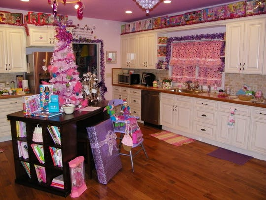 The Cupcake Kitchen can be reserved for everything from tea parties for little girls to retro parties for women.