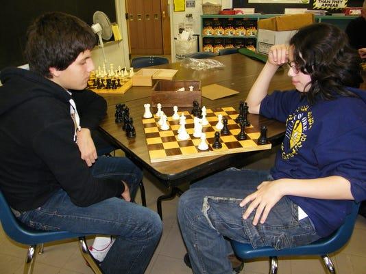 Woodmore chess club
