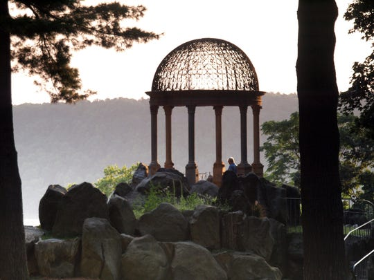The Temple of Love in Untermyer Park is to be restored