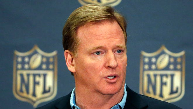 NFL Commissioner Roger Goodell says the wait for the Wells Report won't be much longer.