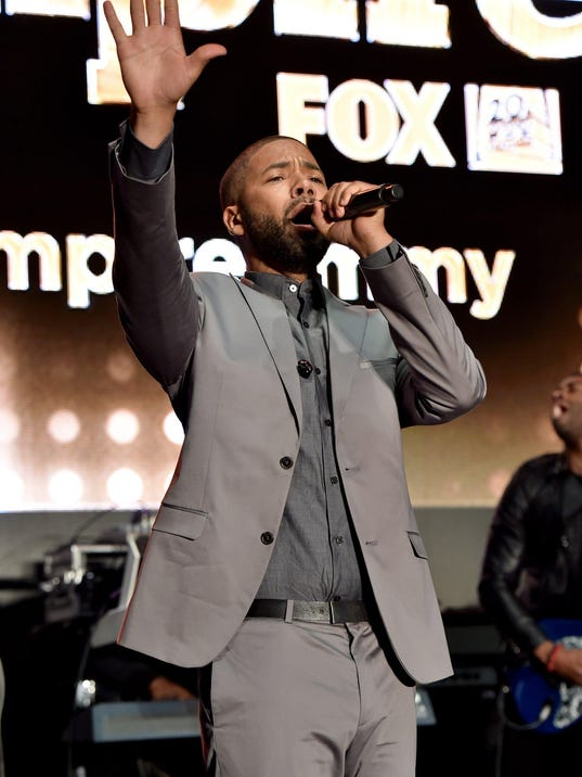 """Television Academy Event For """"Empire"""" - A Performance Under The Stars At The Grove"""