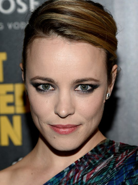 "FILE: Rachel McAdams, Taylor Kitsch and Kelly Reilly To Star In Season Two Of ""True Detective"" The Cinema Society And Montblanc Host The Premiere Of Lionsgate And Roadside Attractions' ""A Most Wanted Man"" - Arrivals"