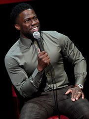 Kevin Hart attends the SAG-AFTRA Foundation Conversations at The Robin Williams Center in New York.