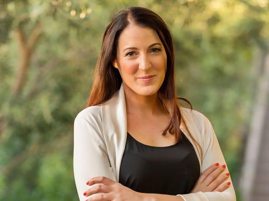 Hanna Aase, founder and CEO of Wonderloop.