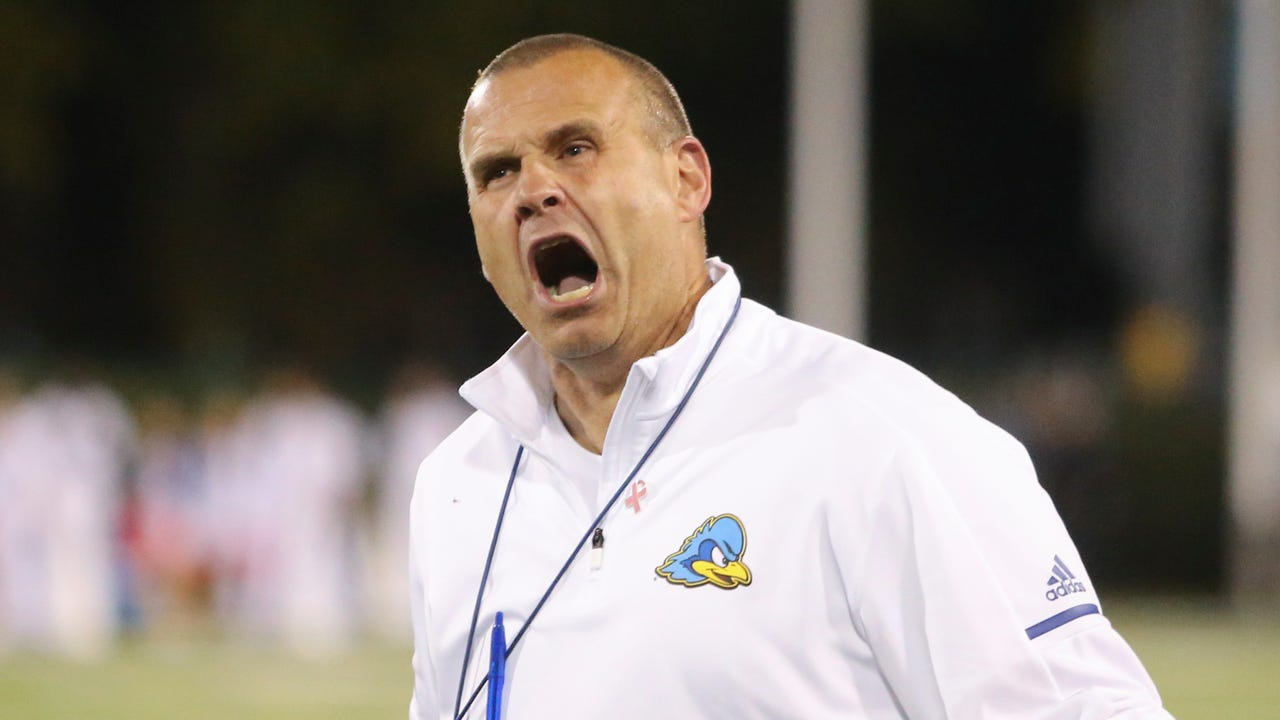 Delaware coach says selection committee ignored the facts