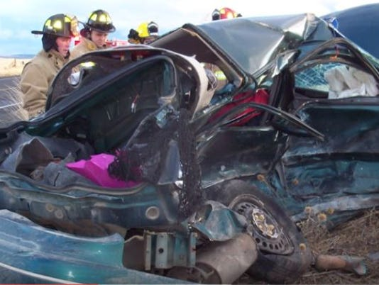 Distracted driving fatality