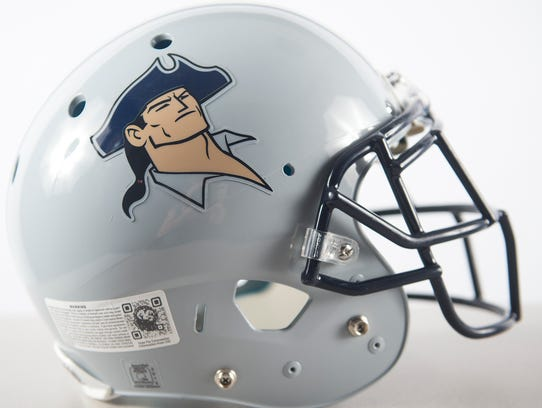 New Oxford football helmet