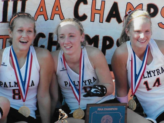 Following the 2005 state championship field hockey