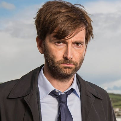 Q&A: David Tennant trades 'Broadchurch' sleuth for Scrooge McDuck