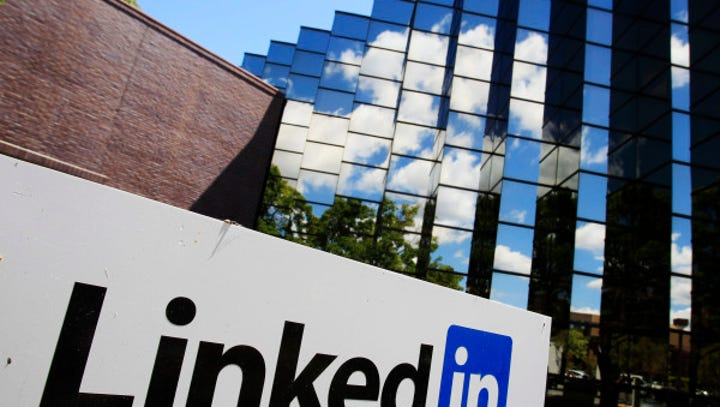 LinkedIn launches app to help students