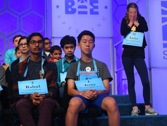 XXX SD_NEWS__SCRIPPS_NATIONAL_SPELLING_BEE__0260_.JPG S A OTH USA MD