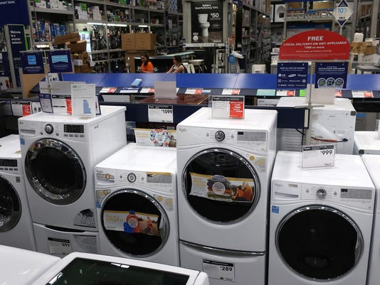 On The Money Buying Appliances Online