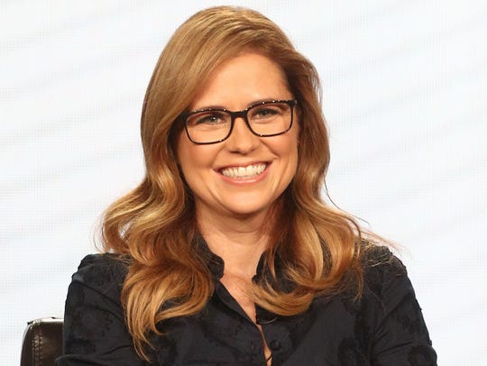 Jenna Fischer will speak April 17 at DePauw University.