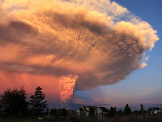 новости про американский вулкан
