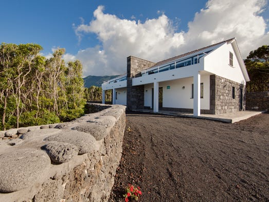 This two-bedroom property in the Azores, Portugal,