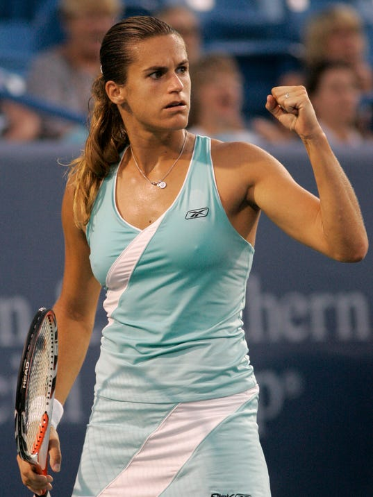Mauresmo elected to International Tennis Hall of Fame