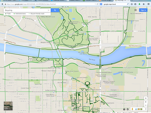 how to show bus routes on google maps
