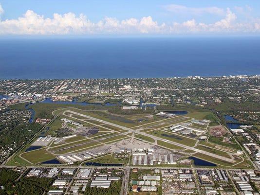 NaplesAirportAerial