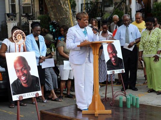 Ardie Fuqua prayer vigil