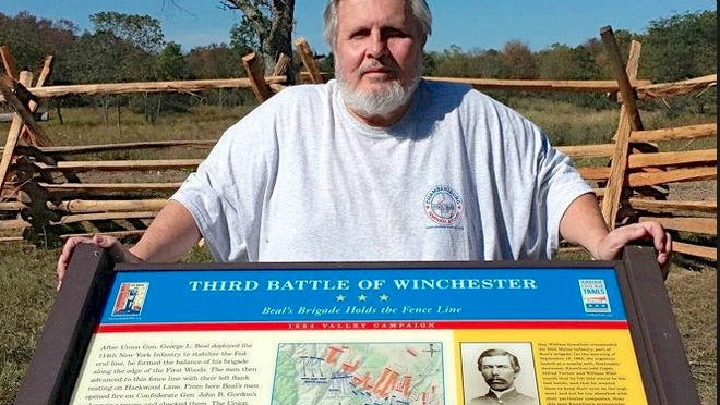 The Cumberland Valley Civil War Roundtable has donated the rare Official Records of the War of the Rebellion to Waynesboro's Alexander Hamilton Memorial Free Library in the name of historian Ted Alexander of Greencastle, who passed away in July. PROVIDED PHOTO