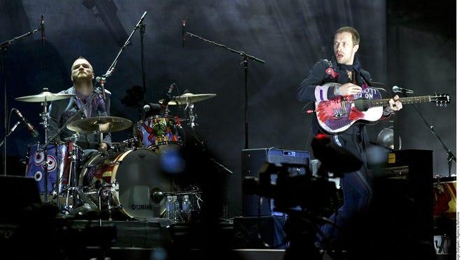 """Coldplay participará el próximo mes de marzo en el festival """"South By Southwest"""" en Austin, Texas."""