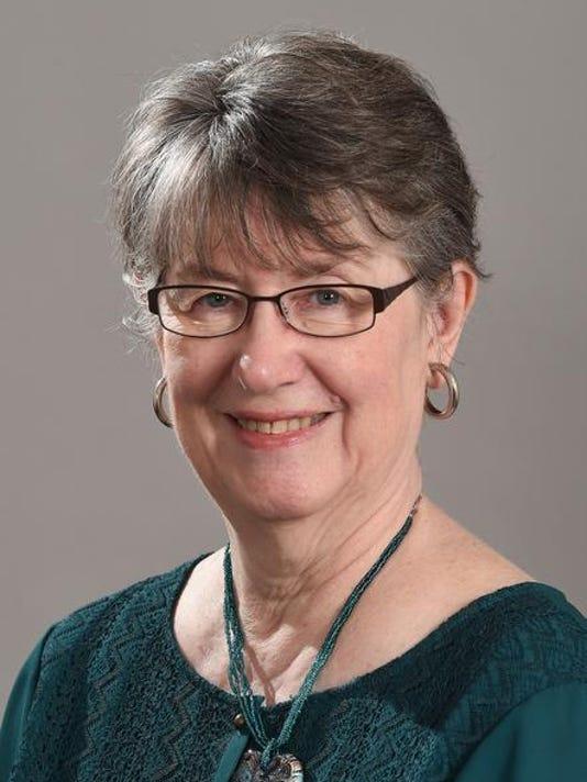 Linda in Green