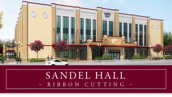 ULM to unveil completely renovated Sandel Hall: modernization becaomes a standard at ULM