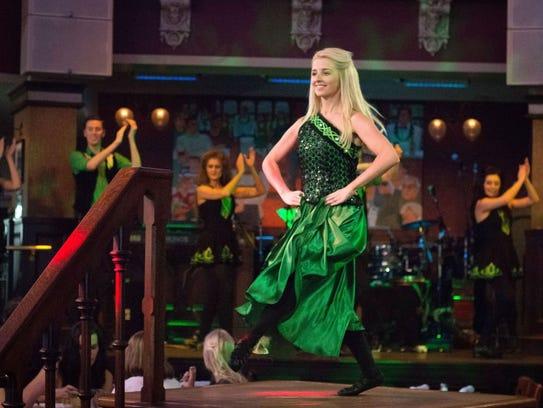 The entertainment at Raglan Road is authentic Irish,