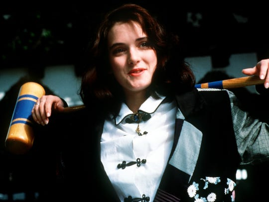 """Winona Ryder's Veronica is one of the cool kids in """"Heathers."""" And even she can't stand them."""