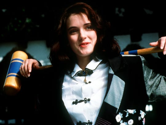 "Winona Ryder's Veronica is one of the cool kids in ""Heathers."" And even she can't stand them."
