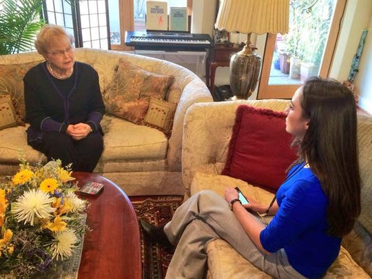 Former Oregon Governor Barbara Roberts told KGW that