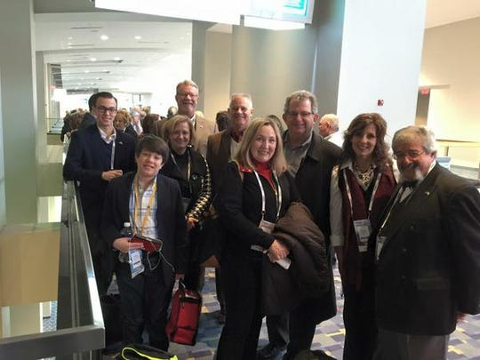 Shreveport folk attend the AIPAC Policy Conference in Washington.