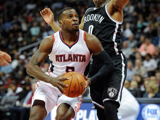Shelvin Mack hasn't seen much playing time in the postseason, but he's contributed when he has.